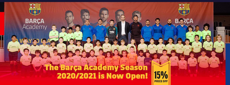 Football Academy Dubai Barca Academy